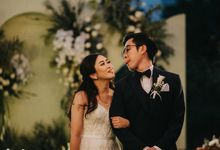 Wedding of Edo & Elizabeth @Seribu Rasa Summarecon Bekasi by Sola Fide Organizer