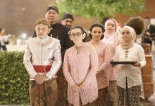 JAVANESE AKAD MELISSA & ZULFIKAR by  Menara Mandiri by IKK Wedding (ex. Plaza Bapindo)