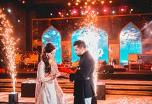 Star Studded - Katha & Kartik by Vivaah Weddings