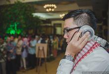 Wedding Reception of Annisa & Wicaksono by DJ Perpi