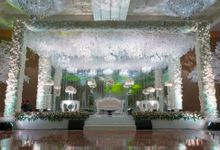 Wedding at Mulia Resort and Spa Bali by d'Oasis Florist & Decoration