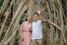 Prewedding Olivia & yohanes by Visual Perspective Indonesia
