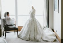 The Wedding of Ricko & Ave by Creatopics
