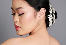 Photoshoot by Makeup Artistry by Vhenezza