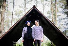 Anna Saiful Prewedding by Alanza Photography