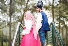 Anna Saiful Prewedding II by Alanza Photography