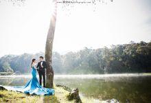 Jackson Melissa Prewedding II by Alanza Photography