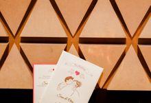 SAM ORIN WEDDING by Alanza Photography
