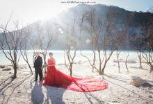 EPTRI ANI PREWEDDING I by Alanza Photography