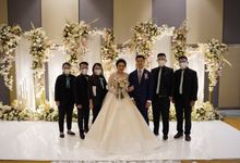 Wedding of Ivan & Angelia by SC Wedding Organizer
