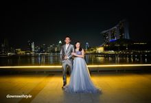 Pre-wedding Studio  and  Outdoor Photography by Makeupwifstyle
