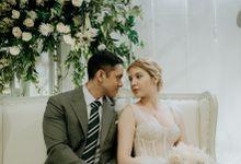 Jonathan & Olena Wedding Decoration oleh Nona Manis Creative Planner by Nona Manis Creative Planner