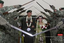 Wedding Sertu musnandar ajudan Pangdam V Brawijaya by Dapurfoto