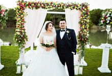 Wedding of Iraq Citizens in Antalya by Anta Organization Wedding & Event Planner