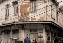Prewedding harnita & Brian by Nomad.std