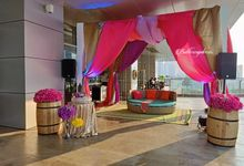 Halal bi Halal Ascott Jakarta by Buttercup Decoration