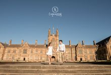 Australia Pre Wedding by Lavio Photography & Cinematography