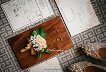 Ardi Monic Wedding by Buttercup Decoration