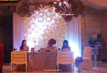 Liu Djam Sun & Chia Chiu Moi 38th Wedding Anniversary by Buttercup Decoration