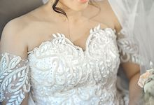Bride Ruth by April Ibanez Makeup Artistry