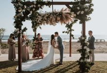 The Wedding of Amanda & Alex by Villa Vedas