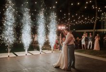 The Wedding of Amanda & Alex - The After Party by Villa Vedas