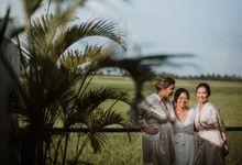 The Wedding of Amanda & Alex by Villa Vedas