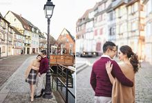 A Beauty & The Beast Inspired Photoshoot - Prewedding Photos by Donny by Axioo