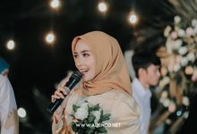 The Wedding Of Intan & Puja by alienco photography