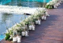Ailada wedding at Conrad Koh Samui by BLISS Events & Weddings Thailand