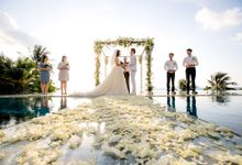 Ailada wedding at Conrad Koh Samui by BLISS Events & Weddings Thailand