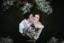 Ren & Ata Wedding by Anorumi Photography