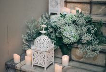Ethereal Rustic Wedding by STEVE'S DECOR