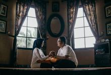 Prewedding Asri & Faizal by A Story