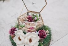 Wedding Day Aulia & Olaf by A Story