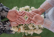 Engagement Tri & Irsyad by A Story