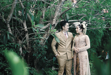 Javanese Wedding of Arum & Dustin by A Story