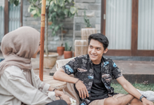 Prewedding Aisyah & Juan at Villavi by A Story