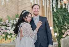 Wedding Moment Sjuert & Vellisa by A Story
