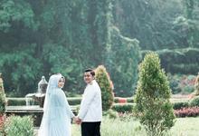 Postwedding Venny & Deni by A Story