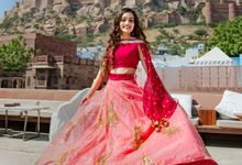 Jodhpur Pre-Wedding Shoot by GrizzyPix Photography