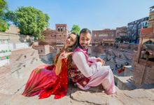 Jodhpur Pre-Wedding Shoot by GrizzyPix Photography