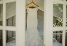 Rebecca & Ben at The Ungasan Resort by Bali Tie d' Knot