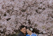 Minghan & Sevvy Prewedding Japan by Little Collins Photo