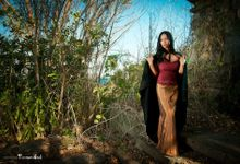 From Beauty into the Tale by Purnawan Hadi