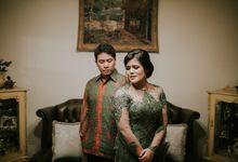 Gana & Bulan Intimate Engagement by Lights Journal