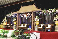 Puspita Sawargi - Latest Project on March 2015 by PUSPITA SAWARGI (wedding and catering service)
