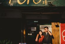 Prewedding of Anissa & Verry by Lights Journal