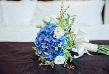 Shyam and Jade Blue Magical Theme by Te Planner