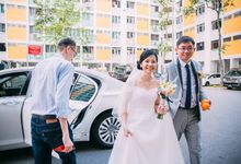 Tony and Peihan by Te Planner